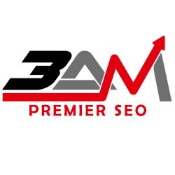 3AM Premier SEO Sticky Logo